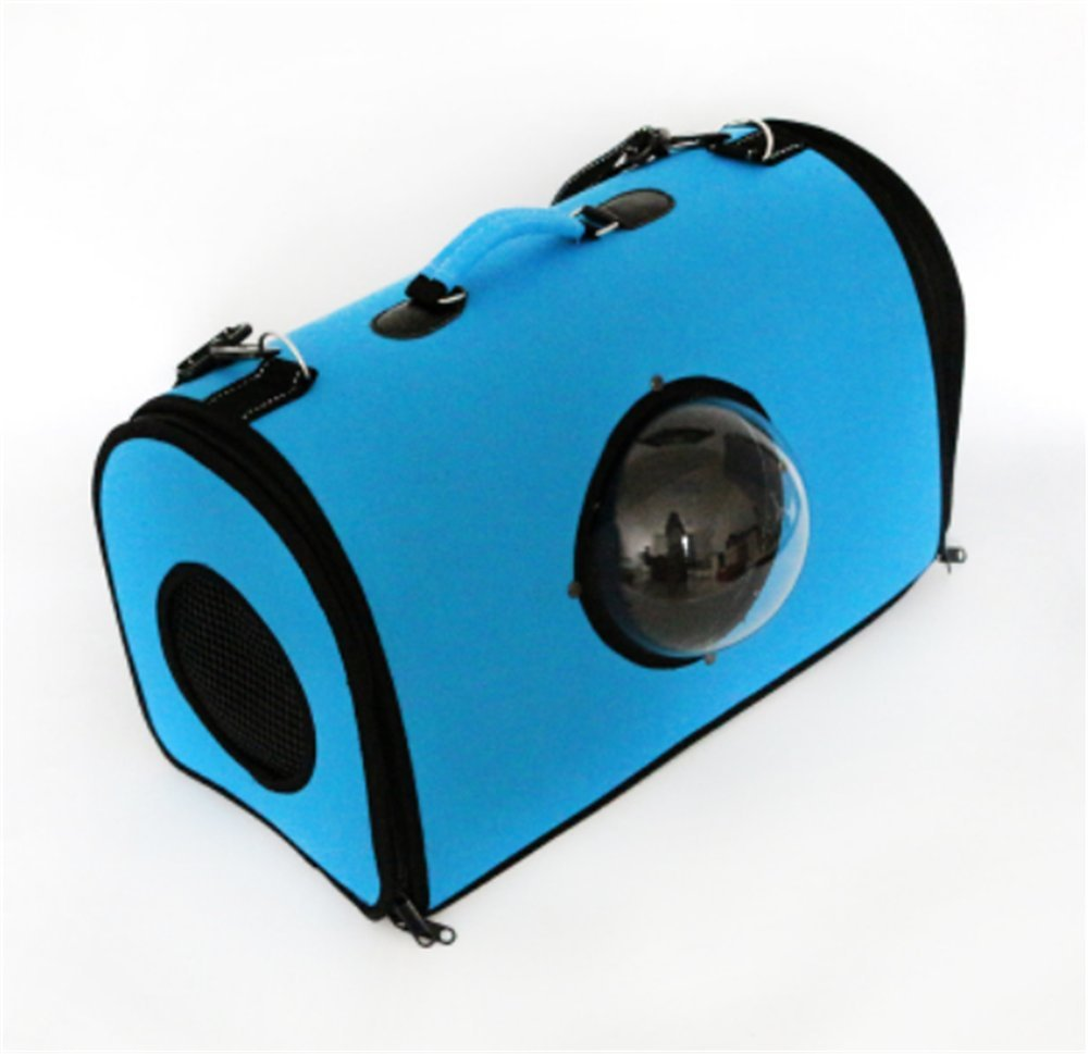 YAAGLE Walking Out Cat Dog Bag Shoulder Bag Handbag With Capsule Breathable Pet Carriers