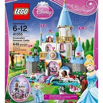 Lego Disney Princess Cinderellas Romantic Castle Play Set By Lego