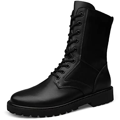 Chaussures noires Militaires homme
