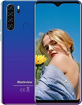Móviles Libres 4G, Blackview A80 Pro Smartphone Libre con Cámara ...