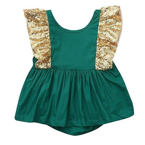 WUSIKY Sommerkleid Kleinkind Baby M/ädchen Bowknot R/ückenfreies Kleid Prinzessin Outfits Kleidung Spitzenkleid Minirock Hoop Rock Unterrock Kleid T/üll Unterrock Kinder Geschenk