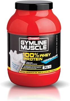 Enervit Gymline muscular 100% proteína de suero concentrado ...