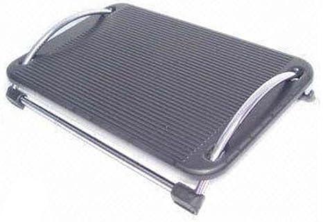 Poggiapiedi Ufficio Fai Da Te : Poggiapiedi regolabile ergonomico pedana antiscivolo scrivania
