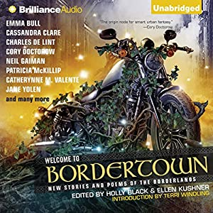 Welcome to Bordertown Audiobook