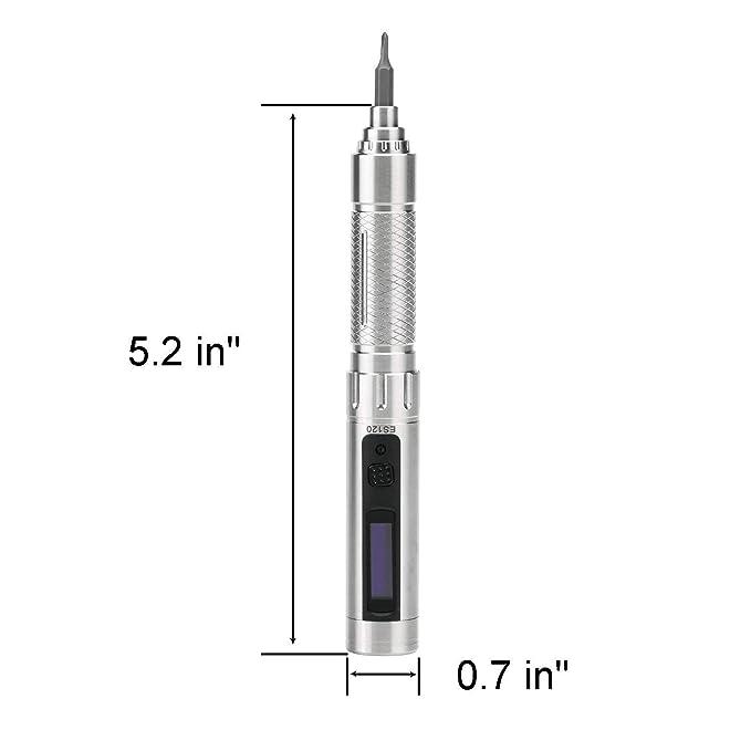 Amazon.com: SainSmart ES120 desarmador eléctrico con ...