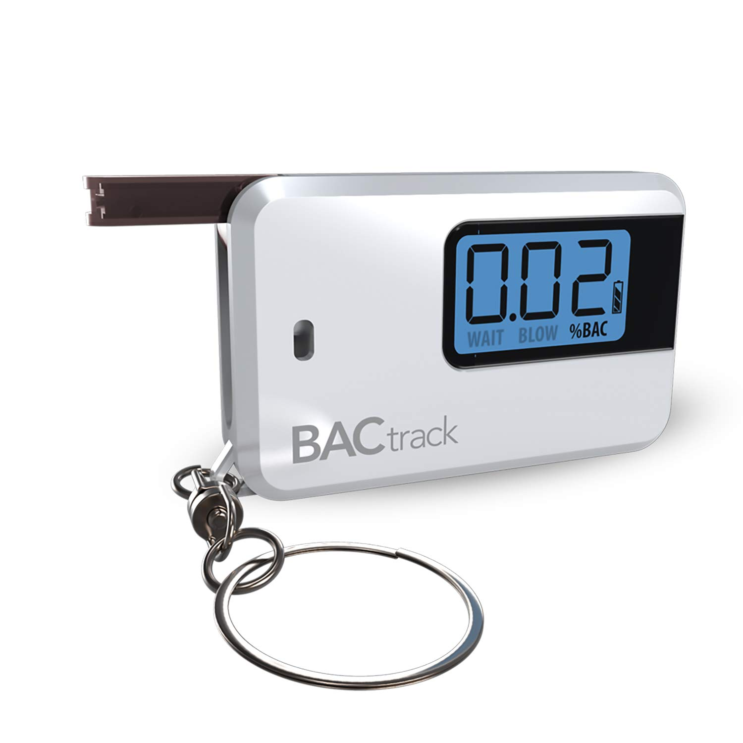 Amazon.com: BACtrack Go Llavero Breathalyzer, Portable ...
