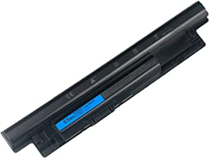 FLIW MR90Y Replacement Battery Compatible with Dell Inspiron 14 3421 3437/14R 5421 5437/15 3521 3537 /15R 5521 5537/17 3721 5721 5737 3440 3540 2421 2521,fit 0MF69 XCMRD 68DTP G35K4 [11.1V 65Wh]