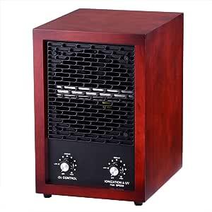 Yescom - Purificador de Aire de 6 etapas Hepa Ionic Ozone UV ...