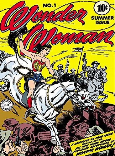 Age Comic Book (Wonder Woman: The Golden Age Vol. 1)