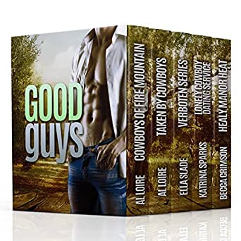 Good Guys: White Knight Heroes (Cowboys, Stepbrothers, & Regency Hunks