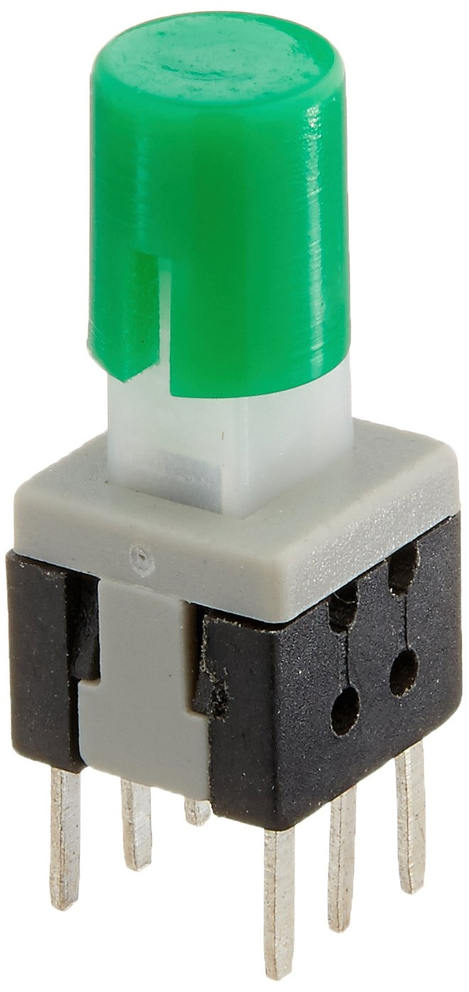 Uxcell PCB Self Lock Tactile/Tact/Push Button Switch