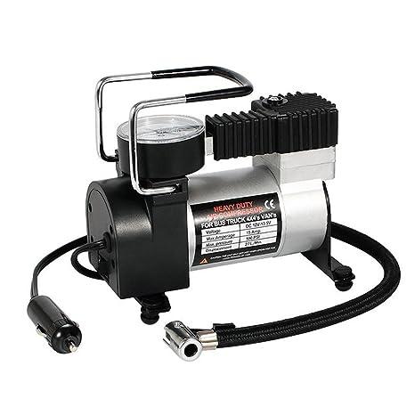 ANFAY Inflador Del Neumático Compresor De Aire Coche Bomba Del Neumático Portátil Eléctrico C.C. 12V 100