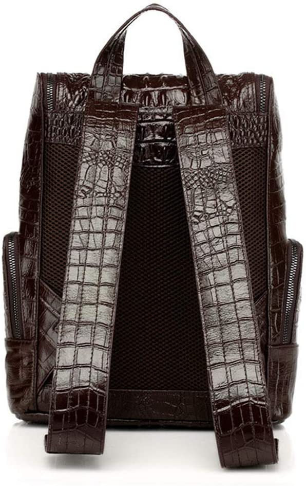 AINiubia European American Shoulder Bag Female Leather Bag Backpack Head Layer of Leather Pattern