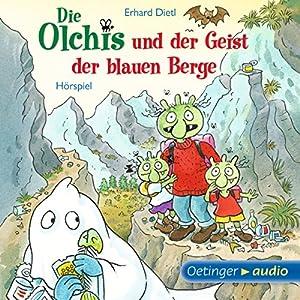 Die Olchis und der Geist der blauen Berge Hörspiel