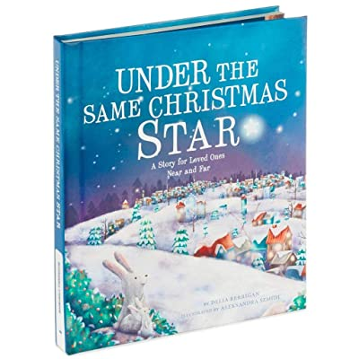HMK Under The Same Christmas Star Recordable Storybook: 0763795593422: Toys & Games