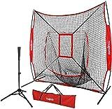 ZENY 7' x 7' Baseball Softball Practice Hitting