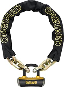 ONGUARD Beast Chain Lock with X4 Padlock