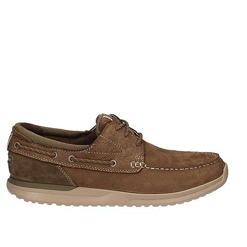 Rockport BX2046 Mocasin Hombre Beige 40œ: Rockport: Amazon.es: Zapatos y complementos