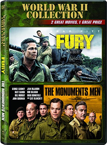 Fury / Monuments Men, the - Set