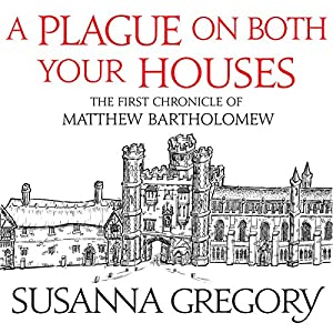 A Plague on Both Your Houses Hörbuch
