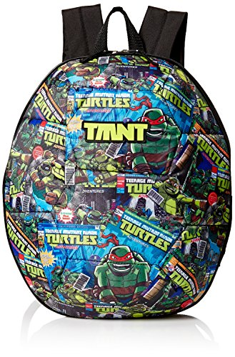 Nickelodeon Boys' Tmnt Comic Book Time 3d Shell 16
