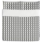 Best Charisma Duvet Bed Set 3 Piece Set Duvet Cover - 2 Pillow Shams - Luxury Microfiber, Soft, Breathable