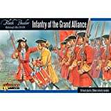 Black Powder - Marlborough's Wars - Infantry of the Grand Alliance (28mm scale) (Warlord Games)
