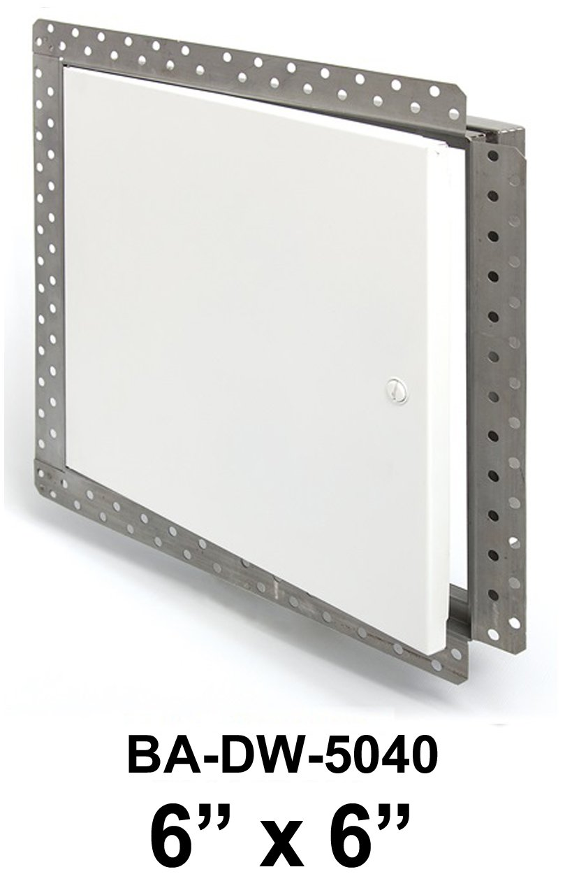 6'' x 6'' Flush Access Door with Drywall Bead Flange