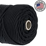 GOLBERG 750lb Paracord / Parachute Cord – US Military Grade – Authentic Mil-Spec Type IV 750 lb Tensile Strength Strong Paracord – Mil-C-5040-H – 100% Nylon – Made in USA