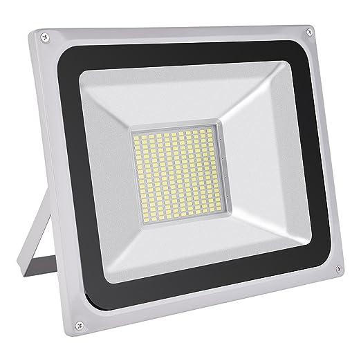 Foco LED 10W 20W 30W 50W 150W 300W Blanco frío 6500K , Proyector ...
