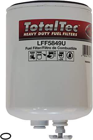 PN  LFF5849U NEW GENUINE LUBER-FINER FUEL FILTER TOTALTEC HEAVY DUTY