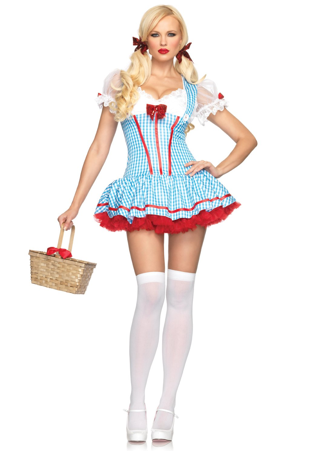 Leg Avenue - Disfraz de Dorothy para mujer, talla UK 10-12 ...