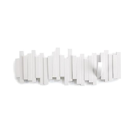 396 opinioni per Umbra- Ganci da parete ribaltabili, colore: Bianco