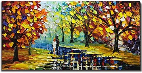 Fasdi ART Paintings Landscape Hand Painted Decoration product image