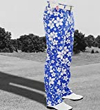 Royal & Awesome Mens Golf Pant: Hawaii Five Oh! - Size 36x32