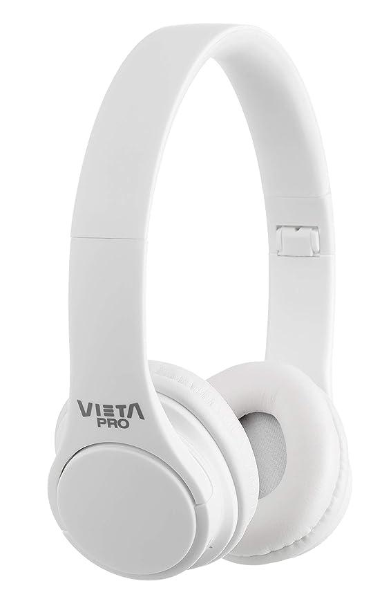 Vieta Pro Wave - Auriculares inalámbricos (Bluetooth, radio ...