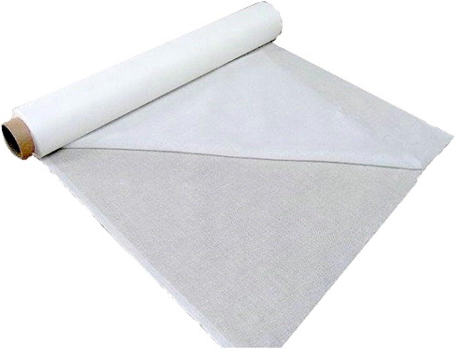 Roomserve 100% Muselina de algodón – Rollo de 50 m: Amazon.es: Hogar