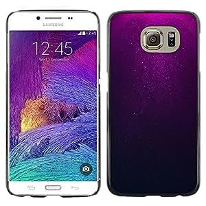 LECELL--Funda protectora / Cubierta / Piel For Samsung Galaxy S6 SM-G920 -- Underwater Dive Dark Sea --