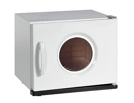 Elitzia toalla caliente Ultravioleta gabinete calentador esterilizador desinfectante para salón de belleza Spa tijeras pinzas abrazaderas