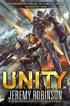 Unity by [Robinson, Jeremy]