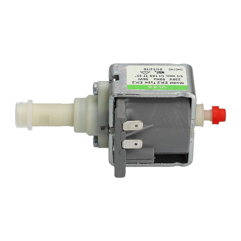 Jura 230V // 50Hz // 56W Saeco Pompe /à eau ULKA EK 2 pour machines /à caf/é DeLonghi