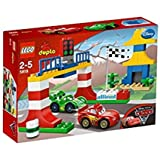 LEGO DUPLO Cars - 5819 - Jeu de Construction - Le Grand Prix de Tokyo