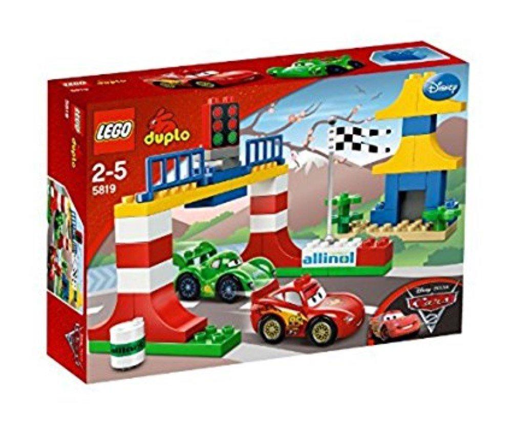 LEGO Duplo autos 5819 - Gran Premio di Tokyo