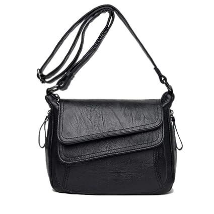 11cbb25ac556 Amazon.com: Ms Shoulder Bags Bag Female Women's One Shoulder ...