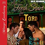 A Fresh Start for Tori: Slick Rock, Book 11 | Becca Van