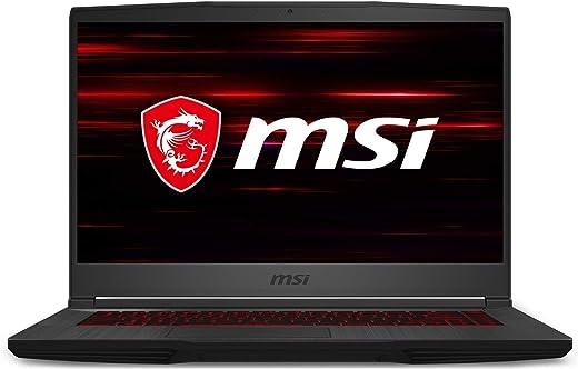 ام اس اي GF65 THIN 9SE-013 15.6 انش 120 هرتز لاب توب للالعاب انتل كور i7-9750H RTX2060 سعة 16 جيجابايت 512 جيجابايت Nvme SSD ويندوز 10هوم