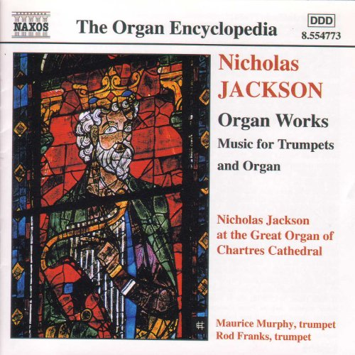 - Jackson: Trumpet and Organ Works