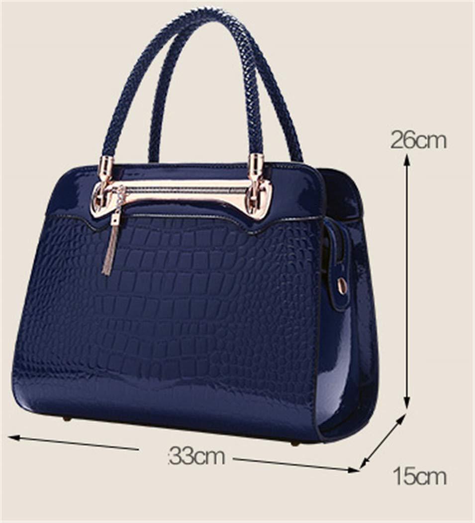 XJZJIA XJZJIA XJZJIA Ms. Taschen Tasche Kuriertasche Leder-Umhängetasche Handtasche, weiß B07KS28C9N Umhngetaschen Mode dynamisch c0f04e
