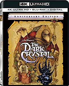 The Dark Crystal - Anniversary Edition [Blu-ray]