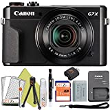 Canon PowerShot G7 X Mark II 20.1MP 4.2x Optical Zoom Digital Camera and Built-in WiFi/NFC (Starter Bundle) For Sale